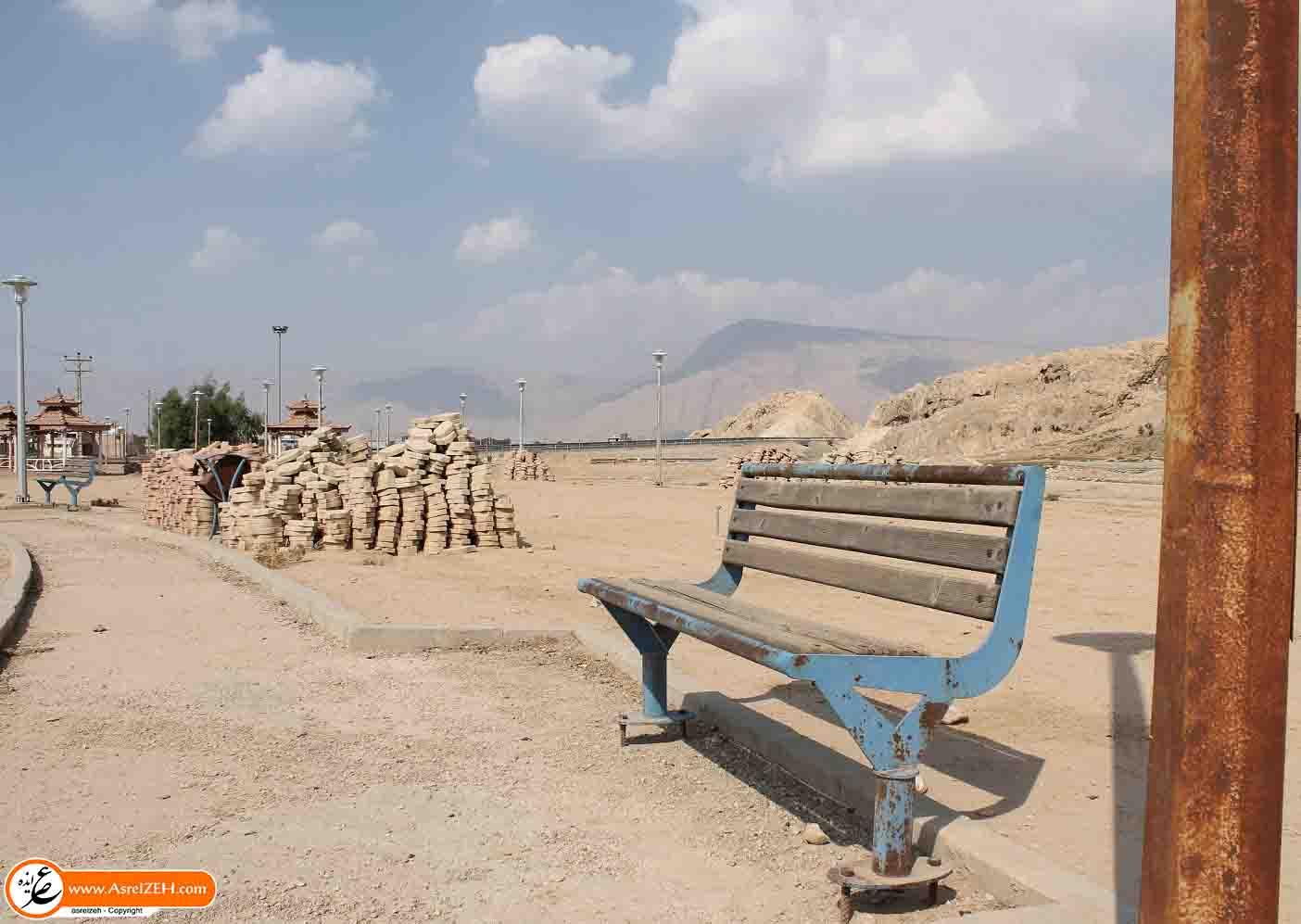 افتتاح پارک آنزان (گنجشگیر)