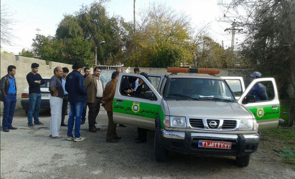 بازدید سرهنگ شریفی از منطقه باستانی شمی شهرستان ایذه