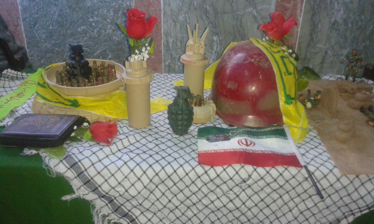 افتتاح نمایشگاه از خاک تا افلاک در شهرستان ایذه