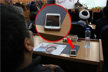 سرویس های جاسوسی در کمین مسئولین خوزستانی+تصاویر