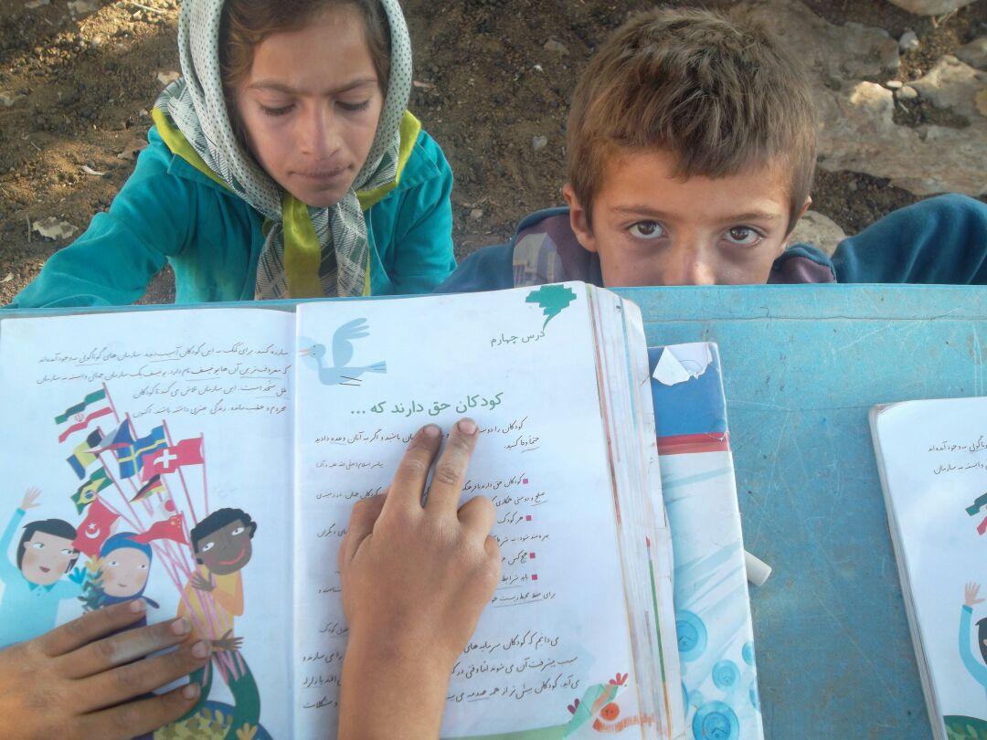 ماه مهر از محرومیت دانش آموزان عشایری ایذه میگوید