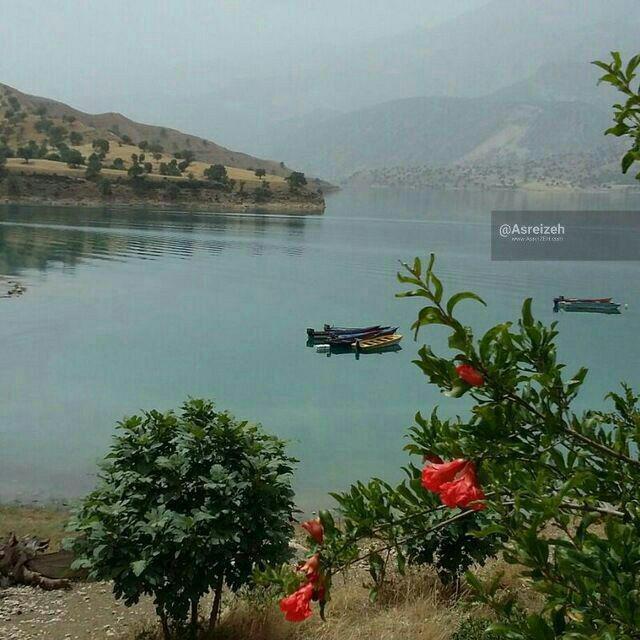 ترکیبی از جاذبههای شهرستان ایذه در یک روستا/ رکعت منطقهای زیبا برای تمام فصول