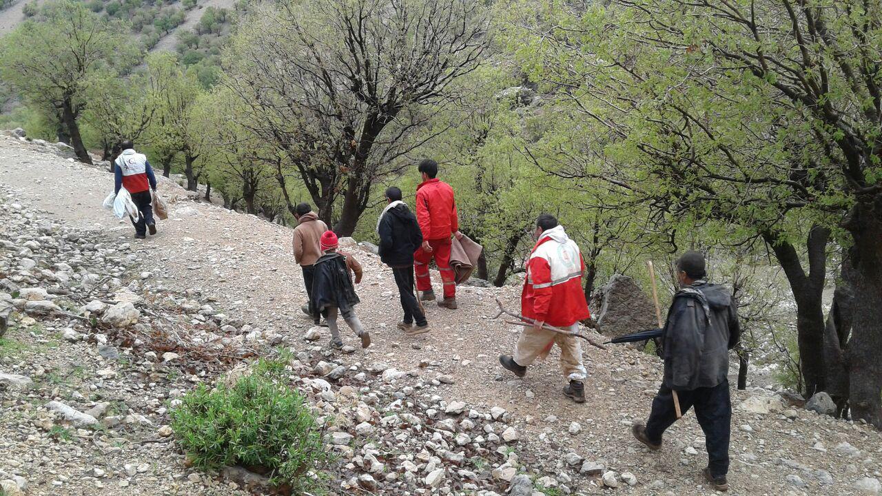 مفقود شدن عشایر در ارتفاعات دهدز تکذیب شد